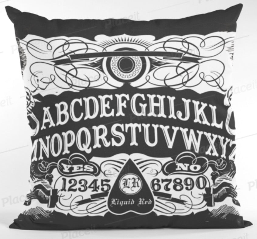 Ouija Board Pillow Case