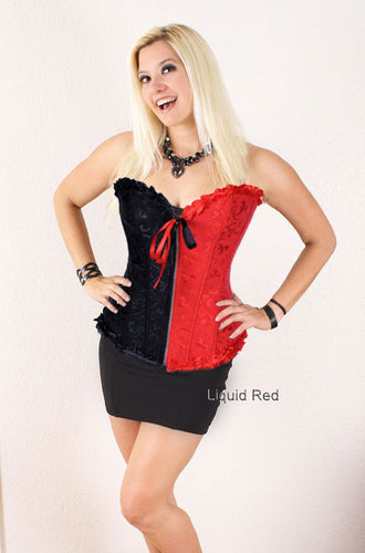 Harley Corset Top sizes small- 6XL