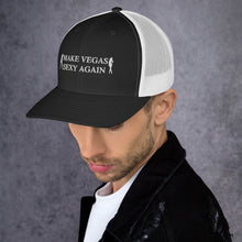 Make Las Vegas Sexy Again Trucker Cap Hat