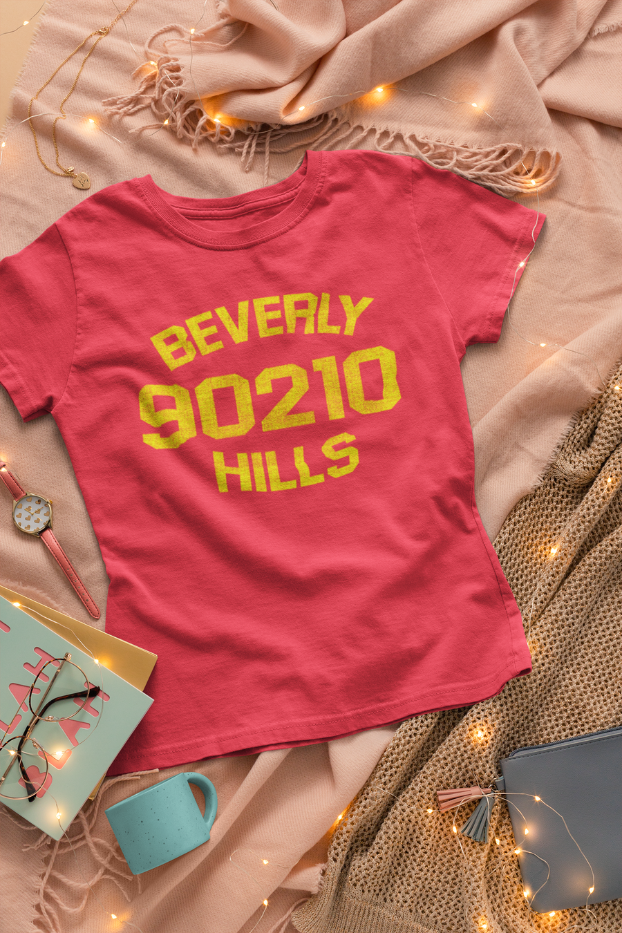 5b11e24f Beverly Hills 90210 Revival Short-Sleeve Unisex T-Shirt. Show Gallery