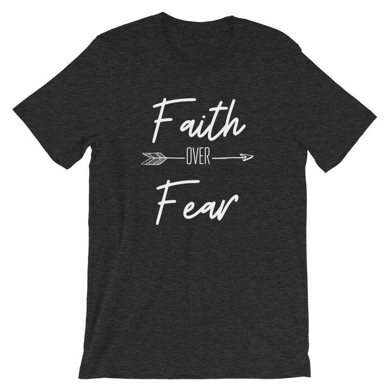 Faith Over Fear Short-Sleeve T-Shirt