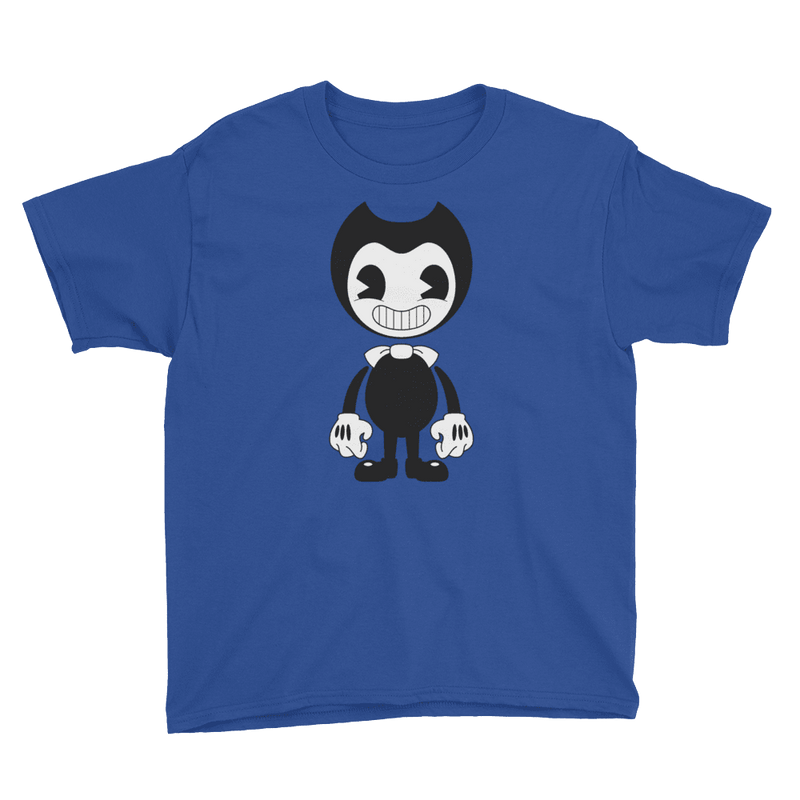 Bendy And The Ink Machine Youth Short Sleeve T-Shirt
