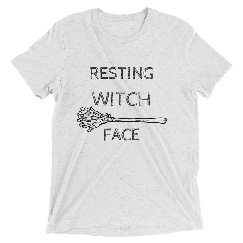 Resting Witch Face Short sleeve t-shirt