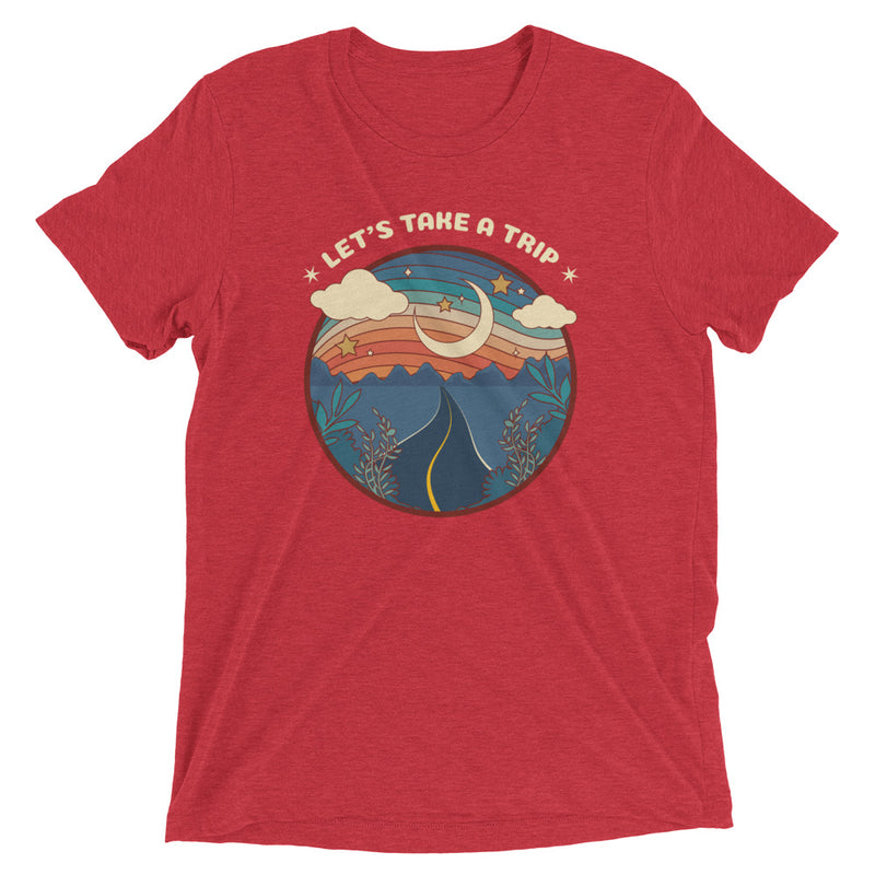 Let's Take A Trip Short Sleeve T-Shirt