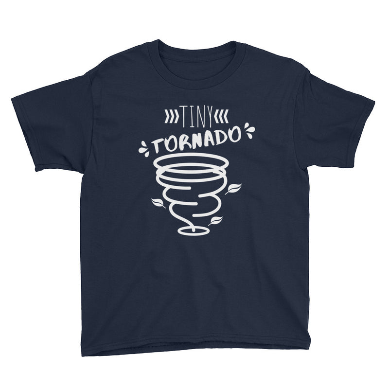 Tiny Tornado Youth Short Sleeve T-Shirt