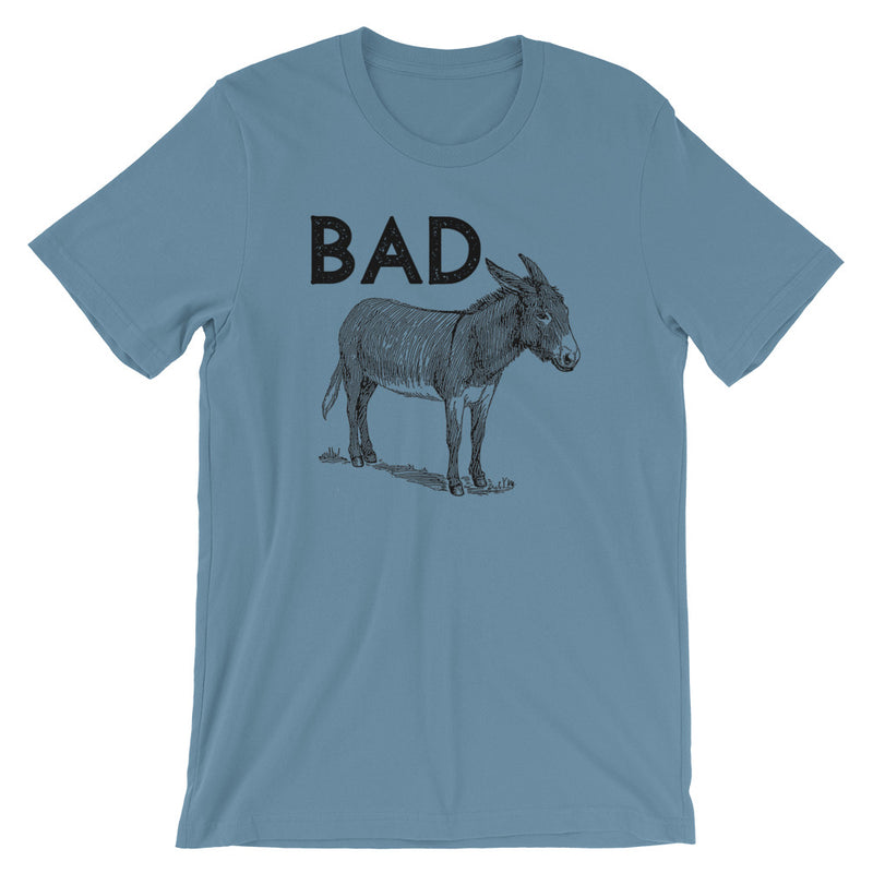Bad Ass Short-Sleeve Unisex T-Shirt