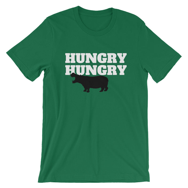 Hungry Hungry Hippos Short-Sleeve   T-Shirt