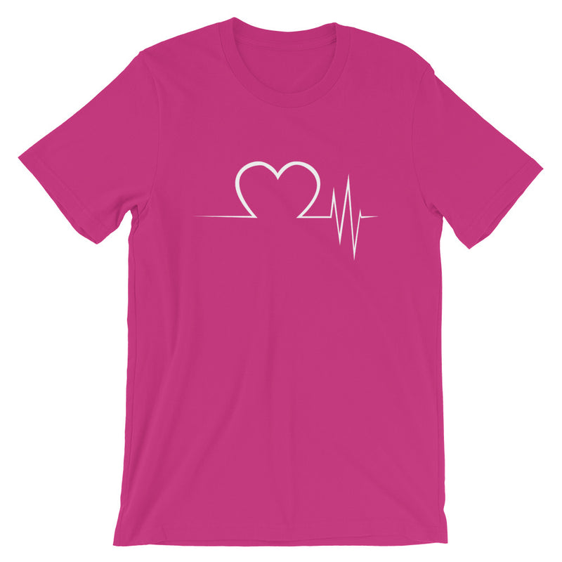 Heartbeat Short-Sleeve T-Shirt