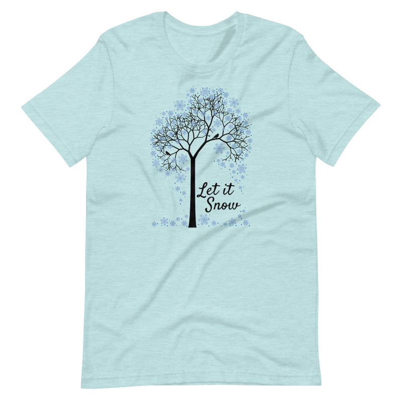 Let It Snow Short-Sleeve T-Shirt