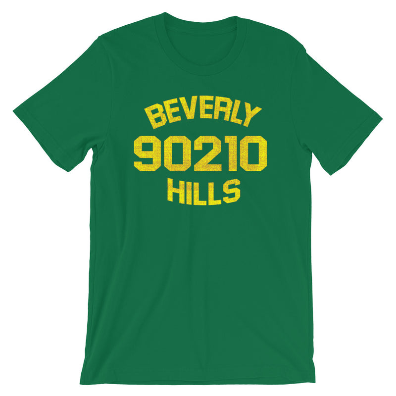 Beverly Hills 90210 Revival Short-Sleeve Unisex   T-Shirt