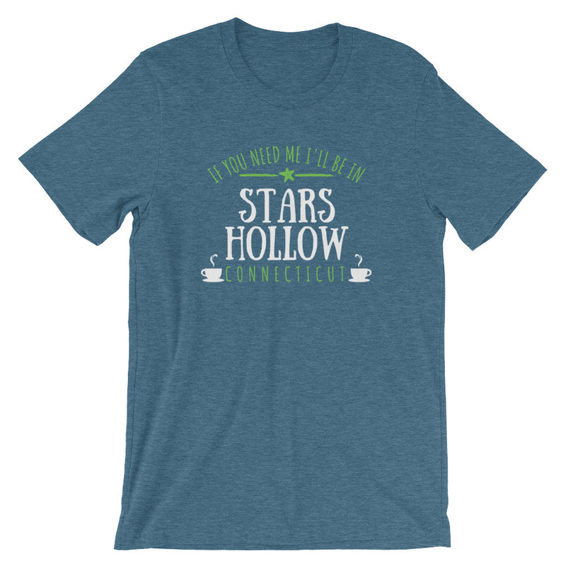 Stars Hollow Short-Sleeve   T-Shirt