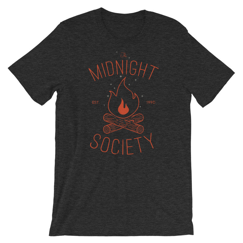 The Midnight Society Are You Afraid Of The Dark   Short-Sleeve Unisex T-Shirt