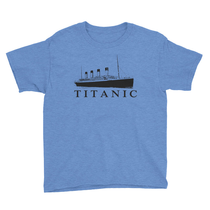 Titanic Youth Short Sleeve T-Shirt