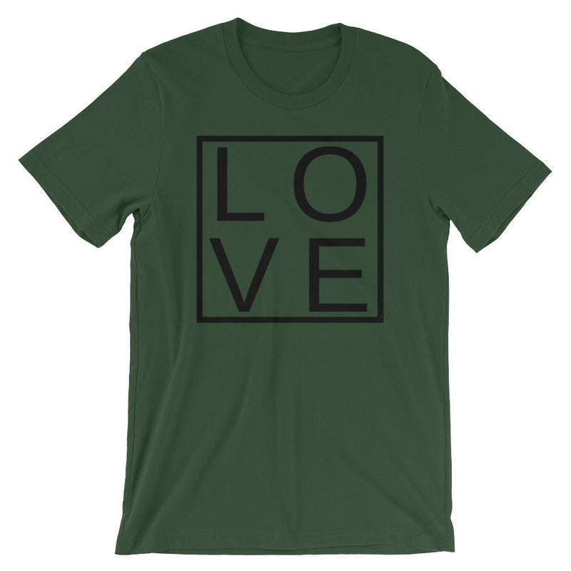 LOVE Short-Sleeve   T-Shirt