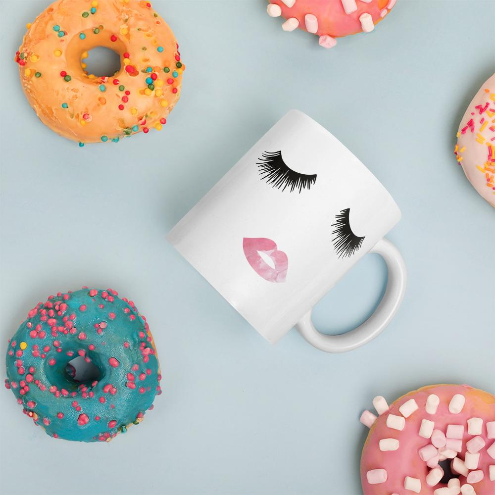 Beauty Lash Mug