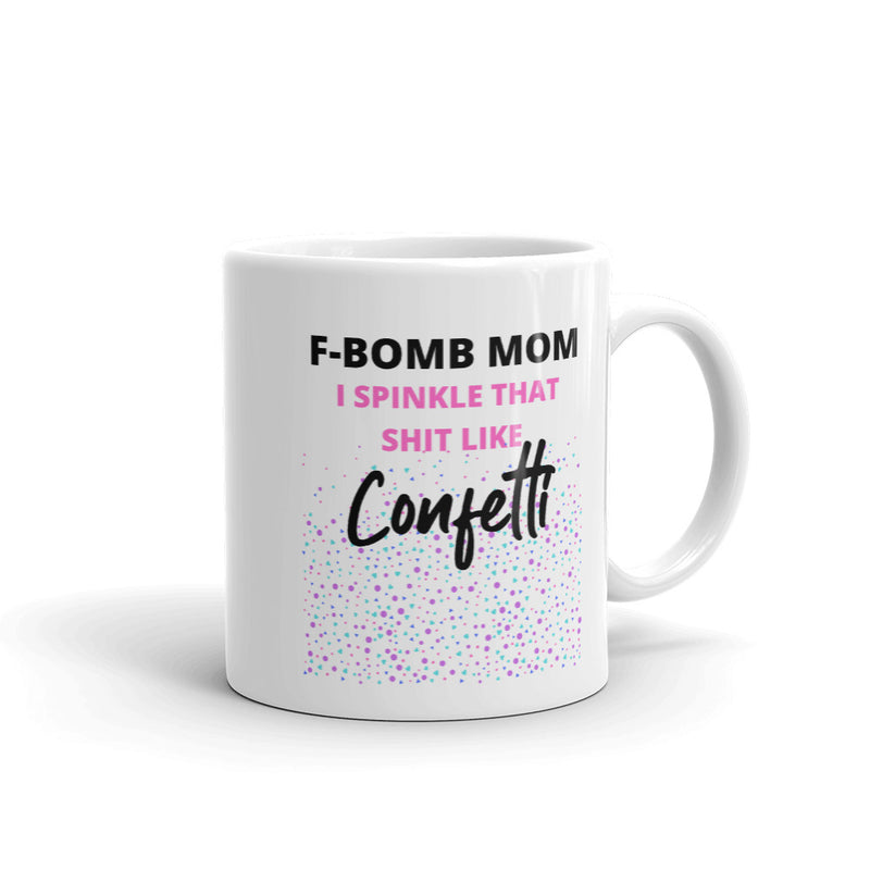 F-Bomb Mom Coffee Mug