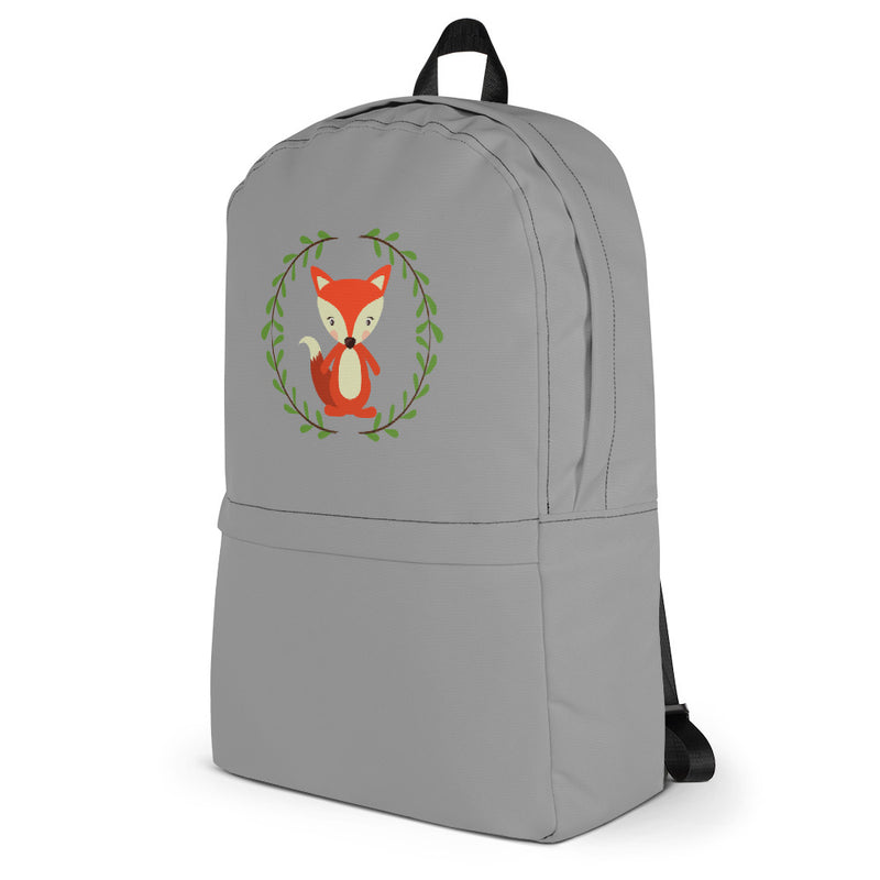 Cute Fox Backpack