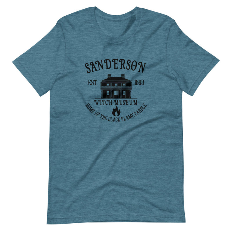 Sanderson Witch Museum Short-Sleeve T-Shirt