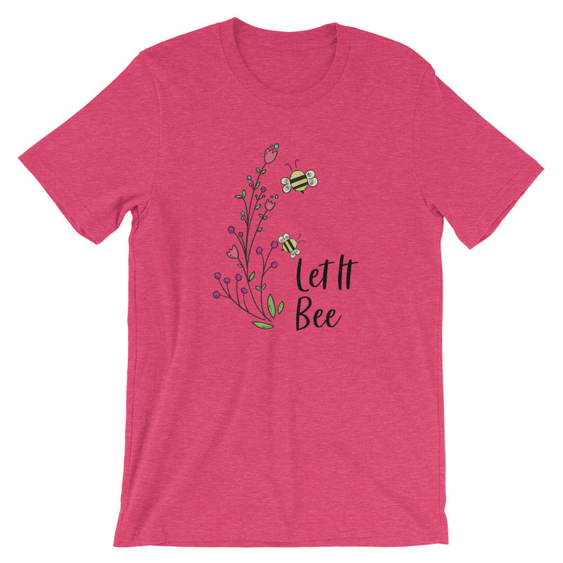Let It Bee Short-Sleeve T-Shirt