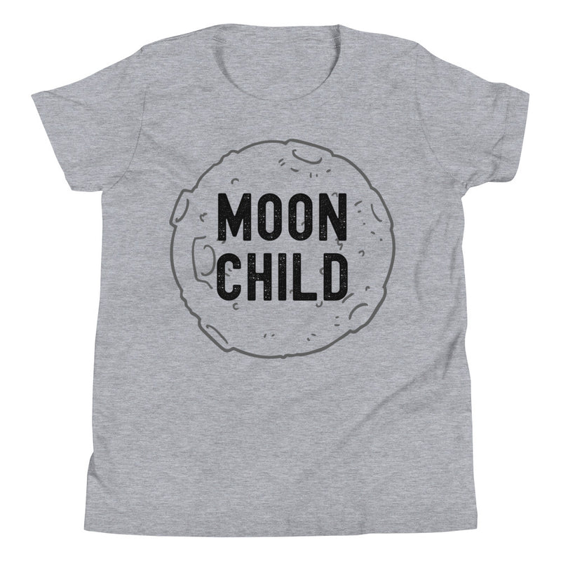 Moon Child Youth Short Sleeve T-Shirt