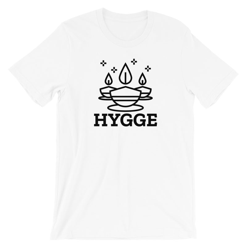 HYGGE Short-Sleeve Unisex T-Shirt