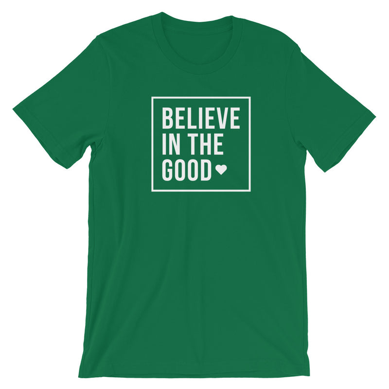 Believe In The Good Short-Sleeve T-Shirt