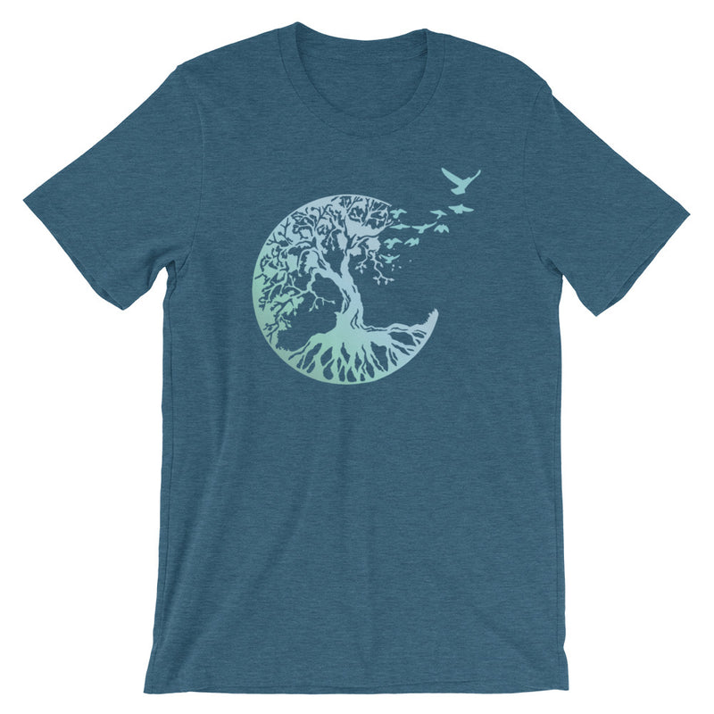 Tree Of Life Short-Sleeve Unisex T-Shirt