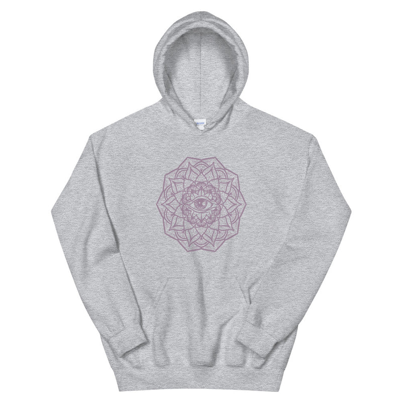 Mandala All Seeing Eye Hoodie