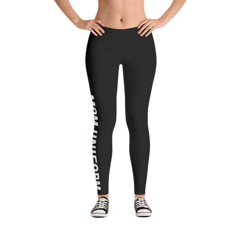 Mom Uniform Leggings