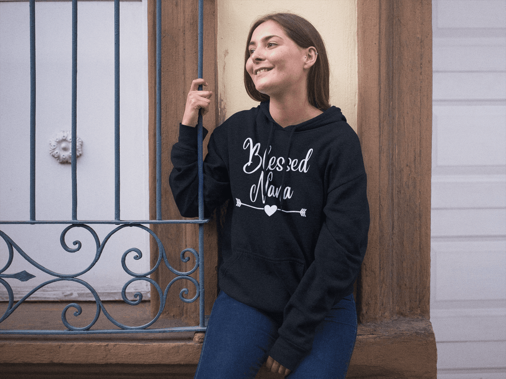 Proud Nana Hooded Sweatshirt