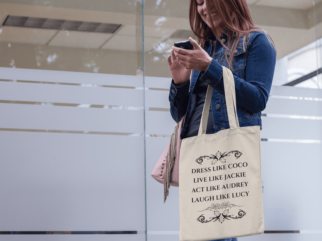 Role Model Tote bag