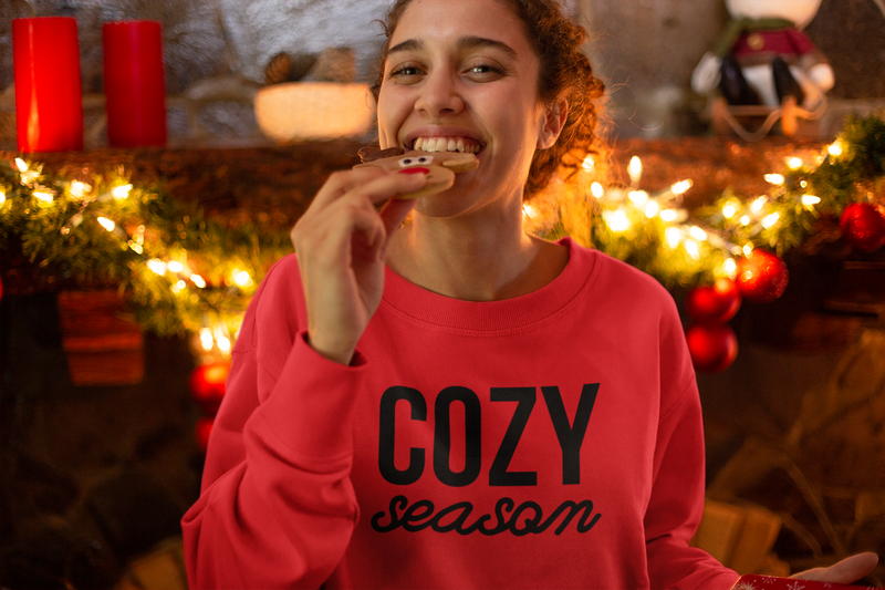 Cozy Season Unisex Sweatshirt