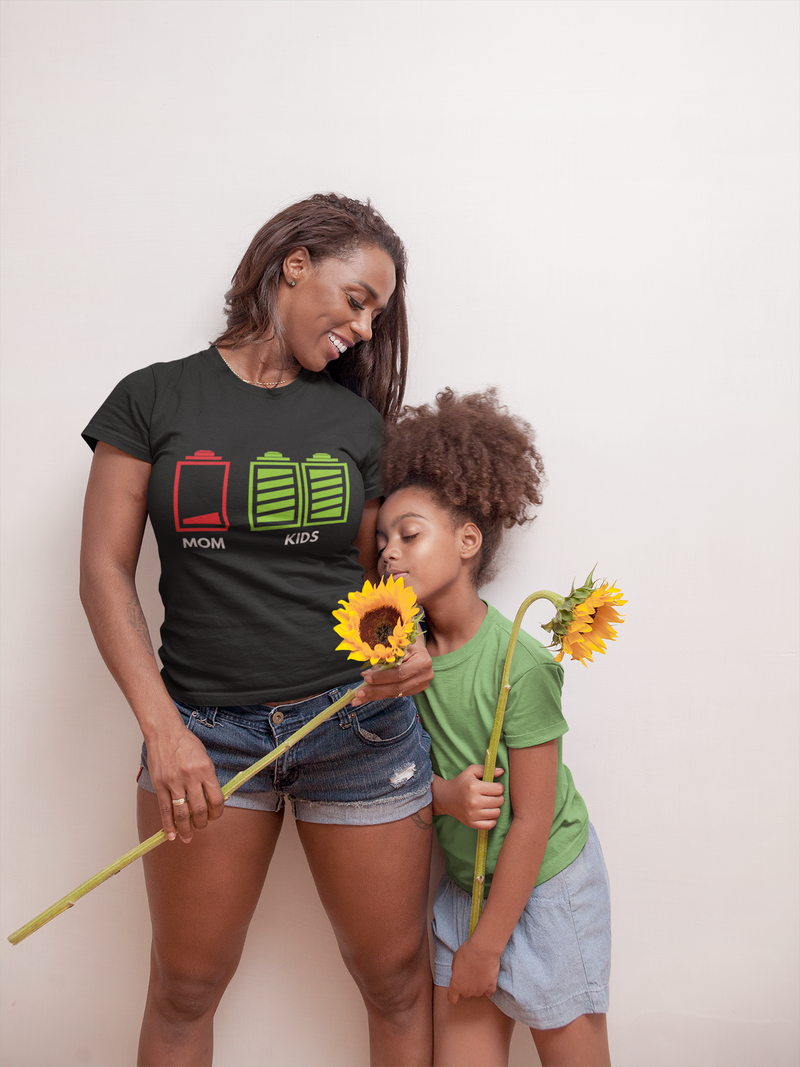 Kids Fully Charged Short-Sleeve   T-Shirt