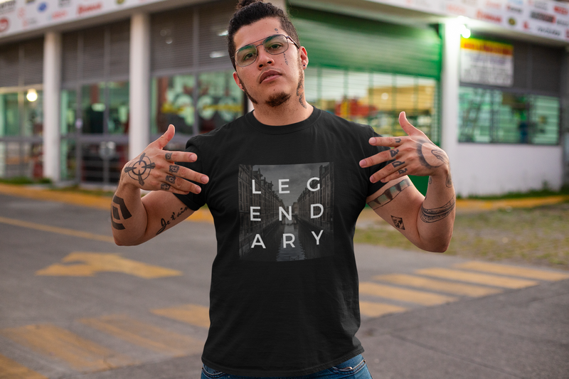 Legendary Short-Sleeve Unisex T-Shirt