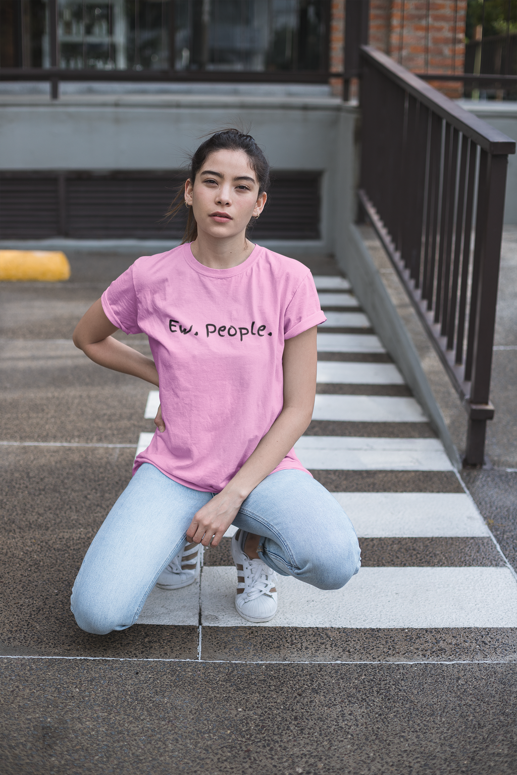 Ew People Short-Sleeve Unisex T-Shirt
