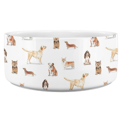 Man's Best Friends 1 Dog Bowl