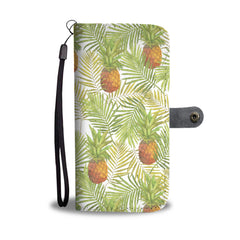 PINEAPPLE WALLET CASE