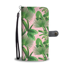 Tropical Pink WALLET CASE
