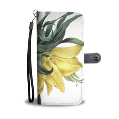 CROWN LILY PHONE WALLET