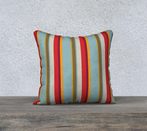 Kensington Stripes Pillow
