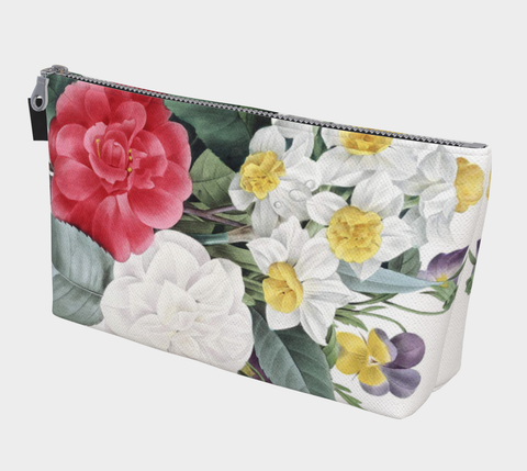 Vintage Botanical Mix Make Up Bag