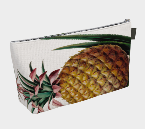 Botanical Pineapple Make Up Bag