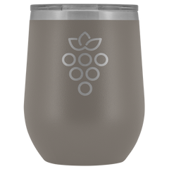 Grapes Icon Stemless