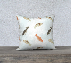 NEW Koi Pattern