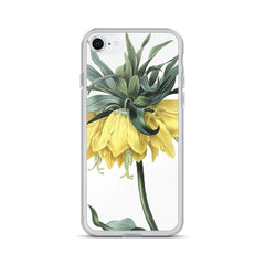 Vintage Botanical Imperial Lily iphone Case
