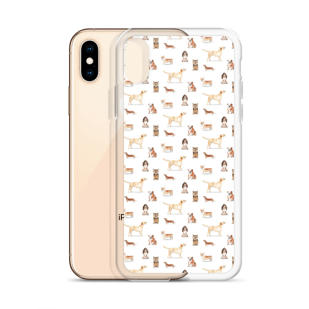 Man's Best Friends 1 Iphone Case