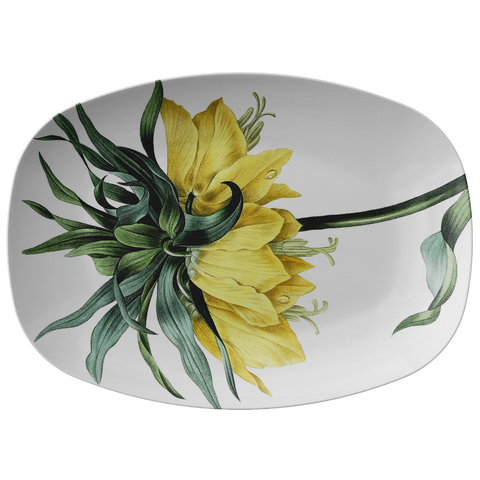 Royal Crown Imperial Lily Platter