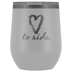 LOVE TO RIDE STEMLESS