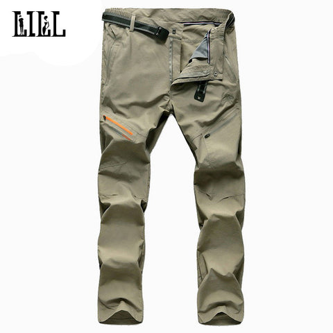 Pants Men Casual Long Pant