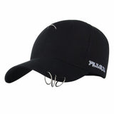 Cotton Black White Hats For Men